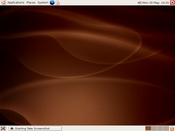 Escritorio de Ubuntu
